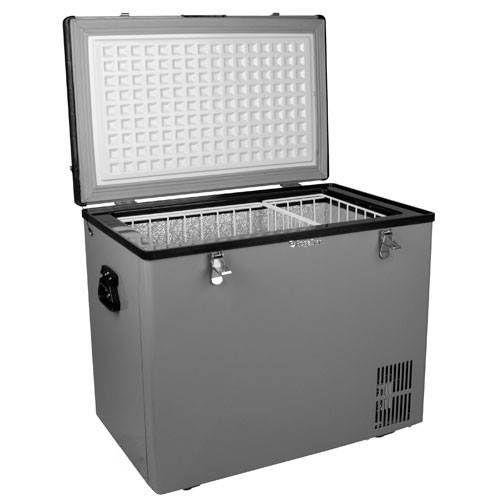 EdgeStar 80 Quart 12 Volt DC Portable Fridge/Freezer Secondary Image