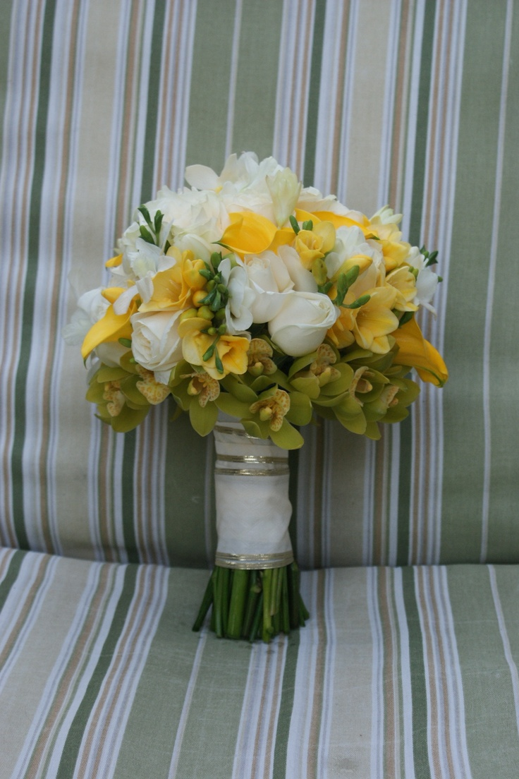 best small wedding images on pinterest wedding bouquets yellow