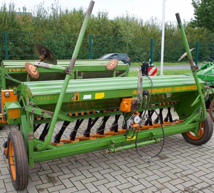 Amazone D 8/30 Special Drillmaschine