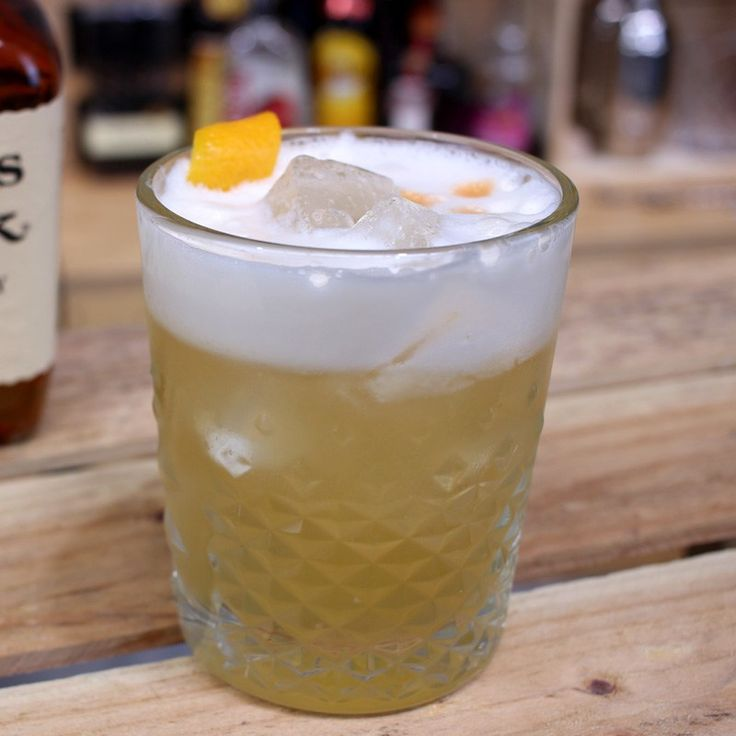 Hands down, the best Amaretto Sour cocktail recipe you will come across. Check out the video!