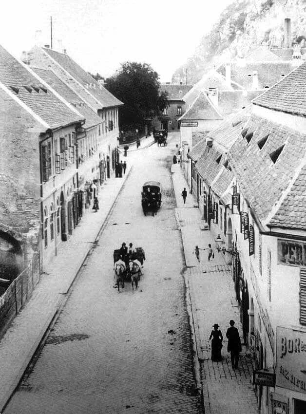 1886. Döbrentei utca.