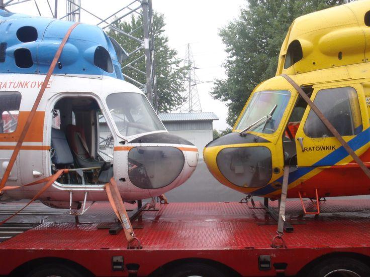 Helikopter ratownictwa medycznego/medical helicopter