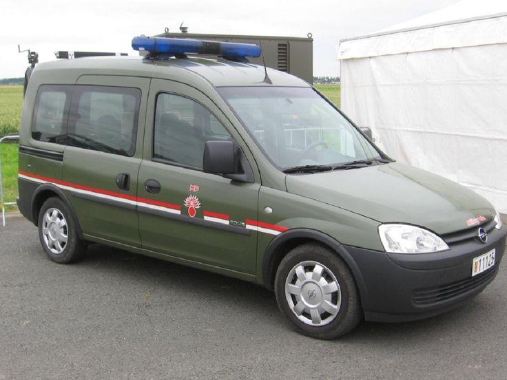 Opel Combo - Militaire Politie - Police Militaire - Belgique