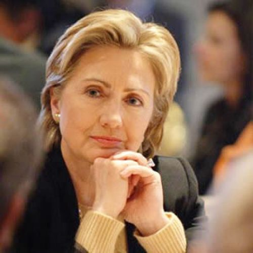 She is intelligent, classy, and a leader.