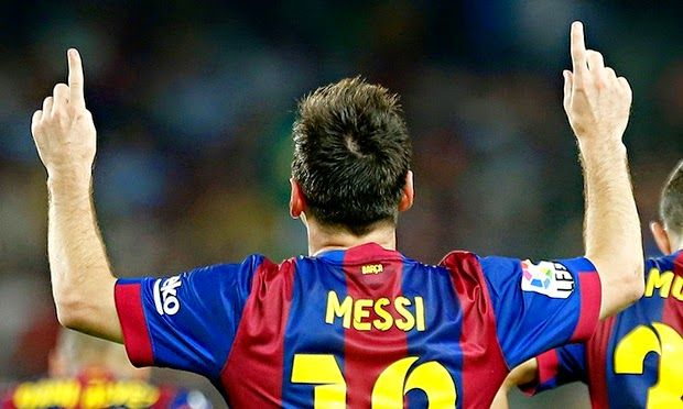 The Legend Lionel Messi: 5 goals Messi seeks to achieve after smashing No. ...