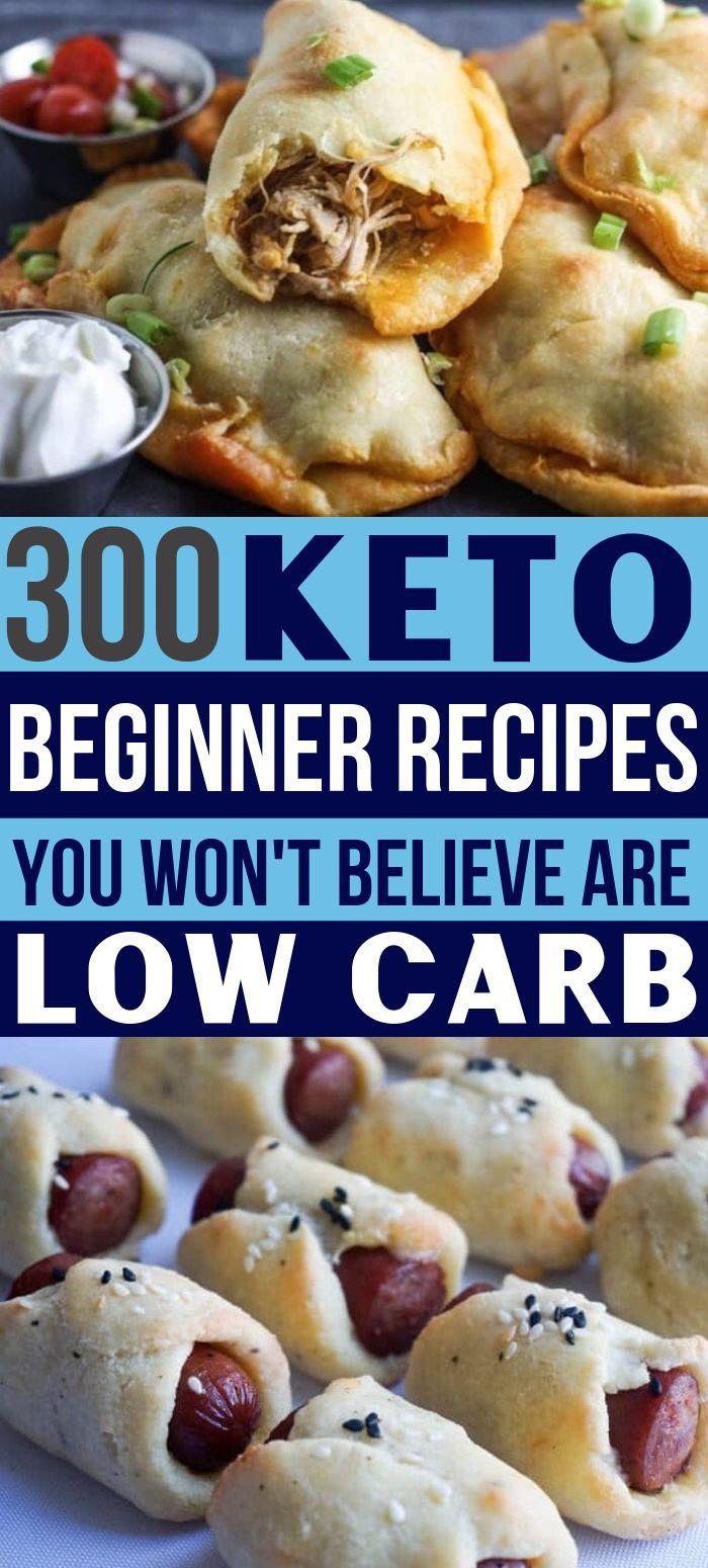 300 Keto-Rezepte, die Anfänger der ketogenen Ernährung lieben werden – #Anfänger #Diät #Ket …