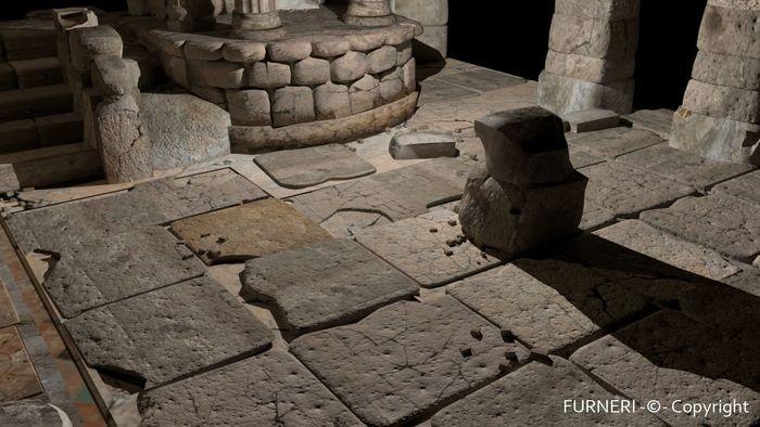 Temple Floor   Galleries   Scene