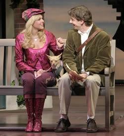 Emmett Forrest in Legally Blonde the Musical