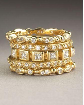 Diamond Guard Rings