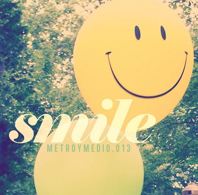 SMILE, via Flickr.