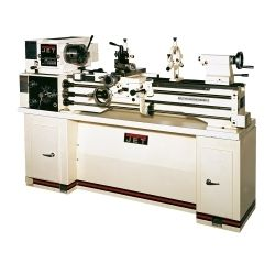 JET BDB1340A Lathe with CBS-1340A Stand