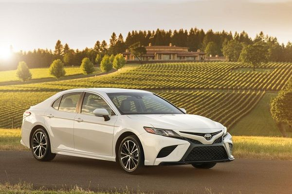 2018 Toyota Camry is the featured model. The 2018 Toyota Camry V6 image is added in car pictures category by the author on Jan 12, 2018.
