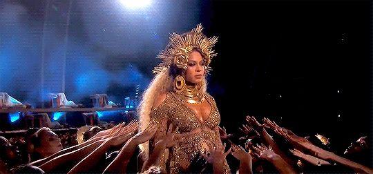 Beyonce 59th Grammy Awards 2017
