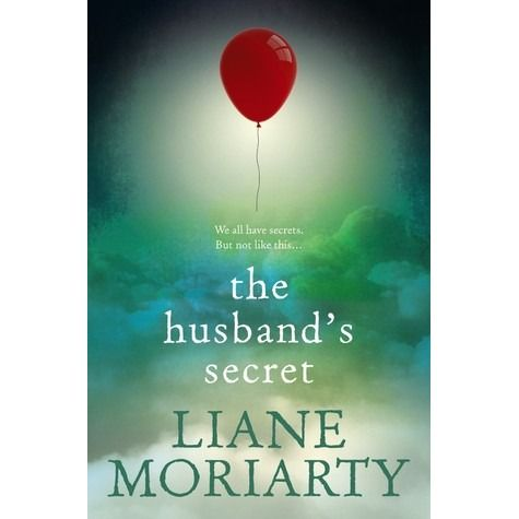 The Husband's Secret. Just bought it in paperback, but have to read Ketchup clouds first