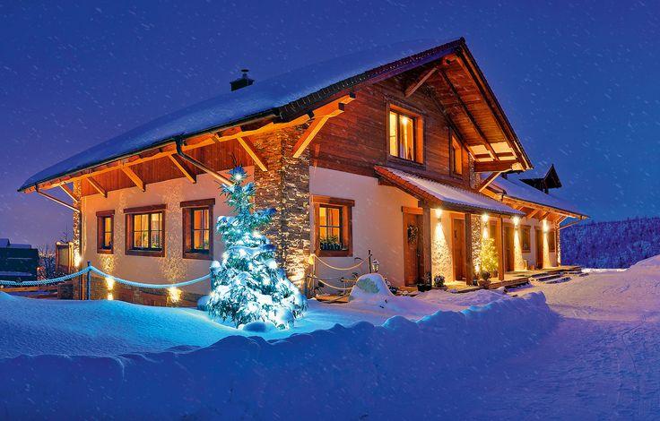 panoraMic Mountain Residence http://www.panoramic.sk/  #chalet #slovakia #apartment #tatras #winter