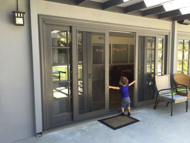 Custom Screen Doors For Sliding Glass Door