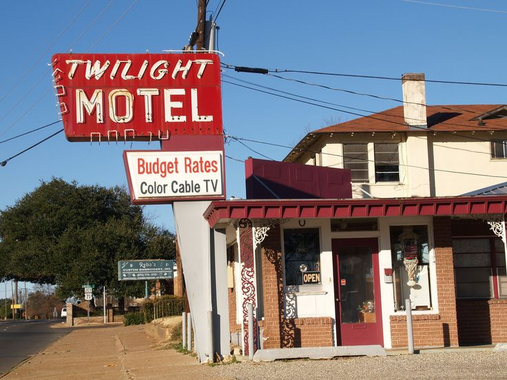 Texarkana Texas Arkansas Old Historic Small Town in 2011 Roads Building Signs Architecture