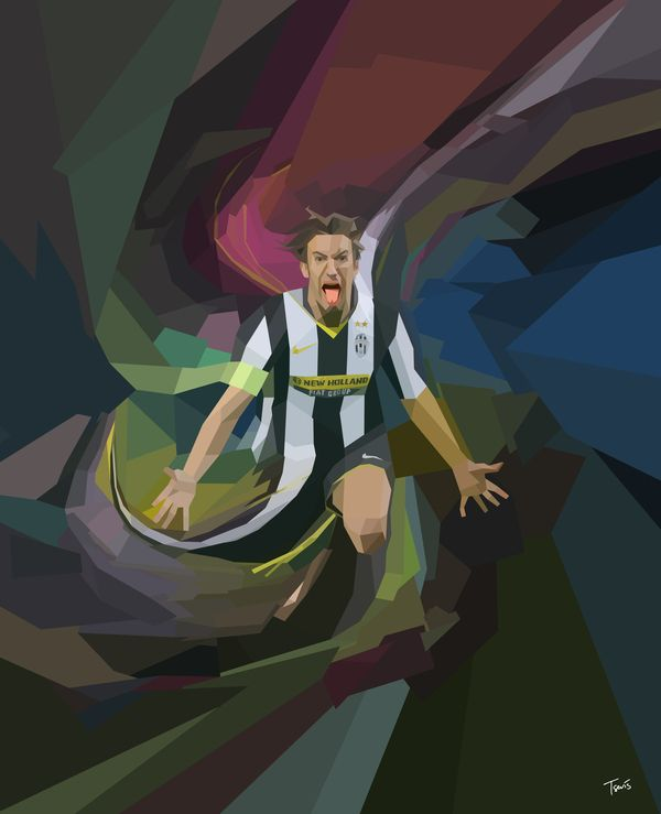 For the love of the game... by Charis Tsevis, via Behance
