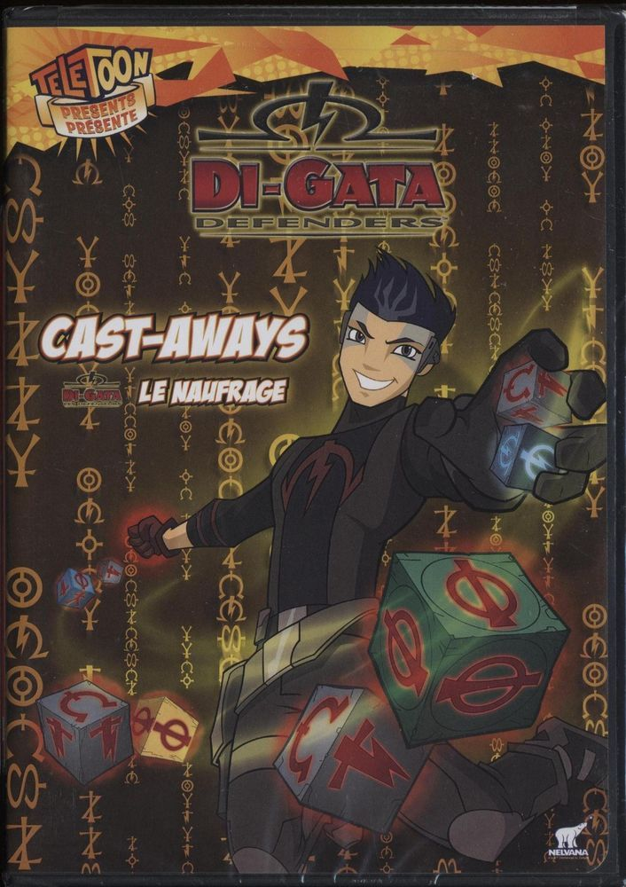 """""""Di-Gata Defenders is an action-adventure series which follows the legendary quest of four young heroes entrusted with finding four pure stones and returning order to their world. With the help of powerful Guardian creatures, the young defenders must learn to harness the energy of the Di-Gata stones before evil villains unlock the Megalith and trigger chaos throughout the realm."""" #animation"""