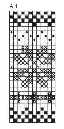 """Prairie Fairy Hat - Gestrickte DROPS Mütze in """"Lima"""" mit Norwegermuster und Pompon. Größe 3 - 12 Jahre. - Free pattern by DROPS Design"""