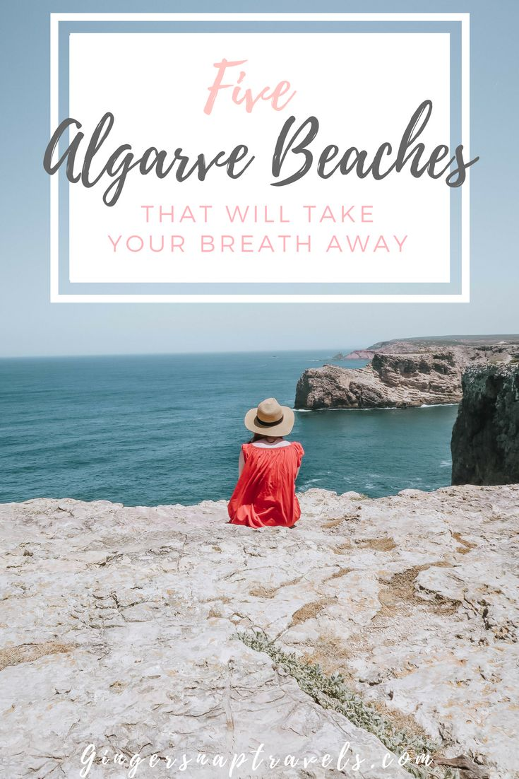 A guide to the South of Portugal's heavenly beaches #portugal #algarve #beach #vacation #holiday #travel #europe