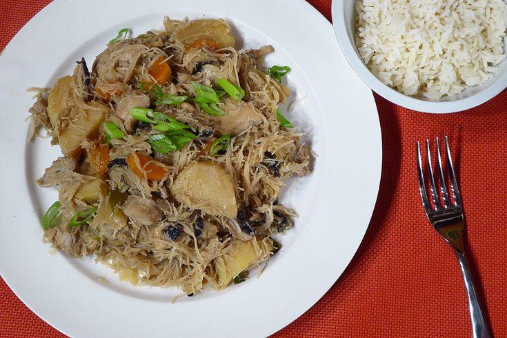 Dušené kuře se zeleninou   Korejská inspirace - Powered by @ultimaterecipe
