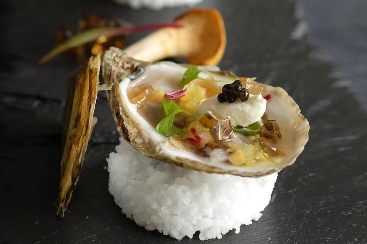 Laissez-vous séduire par la cuisine ingénieuse et très osée de Jérôme Ferrer au restaurant « Européa » dans le centre ville de Montréal !