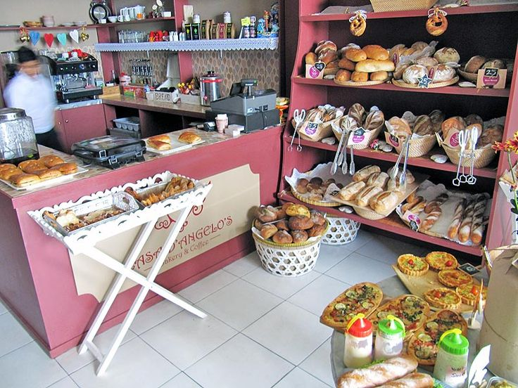 Casa D'Angelo's Bakery, Kerobokan