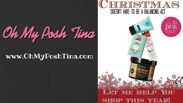Perfectly Posh holiday product review.