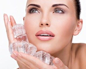 Top 7 Beauty Secrets Of Ice Cube For Skin – watery eyes