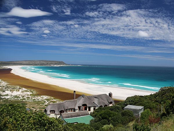 A drive along the Western Cape coast of South Africa