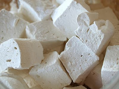 Feeding the Soil: Vegetarian Marshmallow Recipe. These are actually vegan, as well as vegetarian. MMMMMM! Looking forward to bonfires with s'mores!