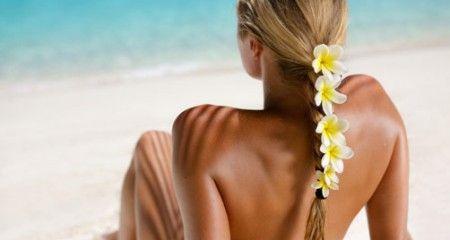 Come preparare la pelle all'abbronzatura… in modo naturale!