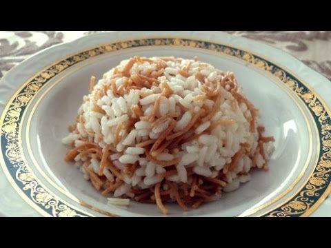 Cómo hacer arroz turco - receta fácil de Pilaf - YouTube