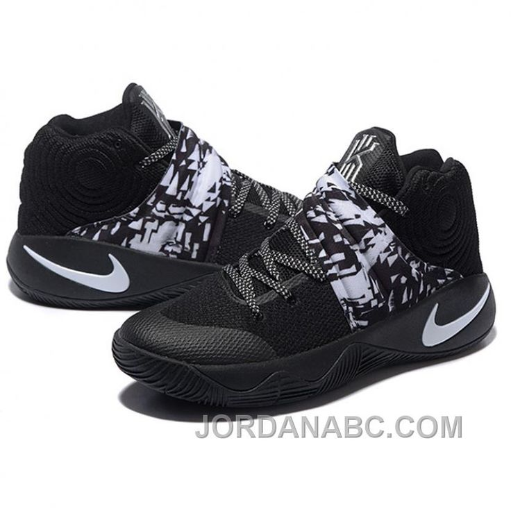 http://www.jordanabc.com/nike-kyrie-irving-2-black-white-basketball-shoes-christmas-deals.html NIKE KYRIE IRVING 2 BLACK WHITE BASKETBALL SHOES CHRISTMAS DEALS Only $119.00 , Free Shipping!
