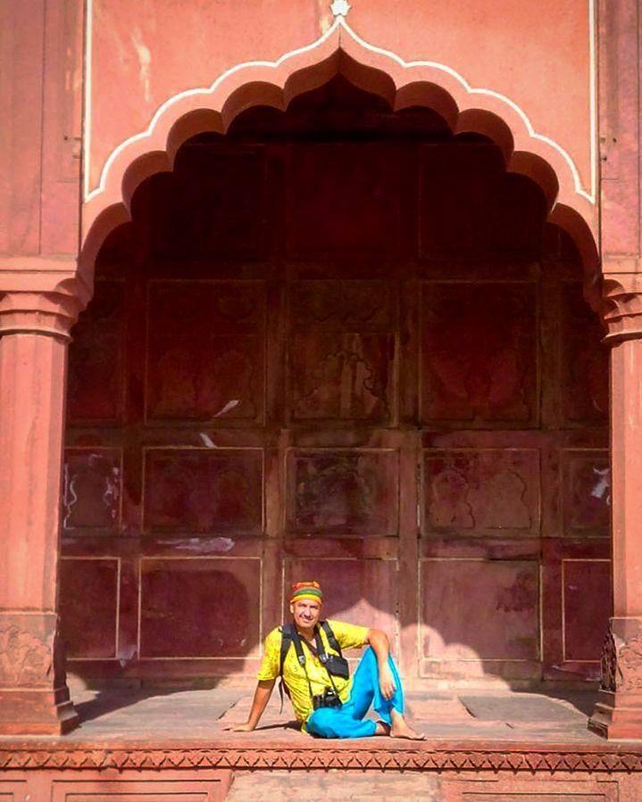 #что_там #what_is_there 214 день в пути Я на солнышке сижу... :) #индия  #уттар_прадеш #агра #тадж_махал #индуизм #пальма  #храм #рикша #ашрам  #путешествие  #чай  #солнце #путь  #дорога  #sun  #traveling #india #uttar_pradesh #agra #taj_mahal #trip #way  #induism  #mauntains #tample