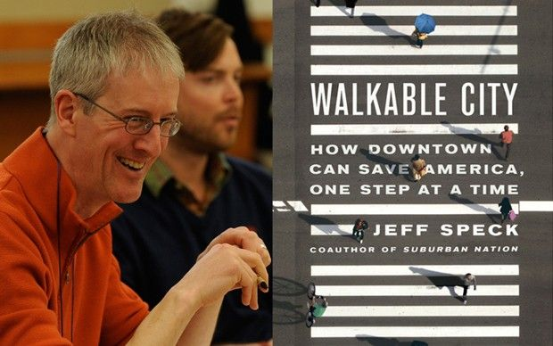 Urban planner Jeff Speck chats with Cities about his latest book.
