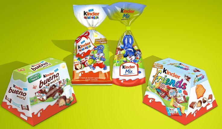Flunch Jeu gratuit de Pâques : de nombreux lots Kinder et Ferrero Rocher à gagner | Echantillons gratuits, réductions et cadeaux