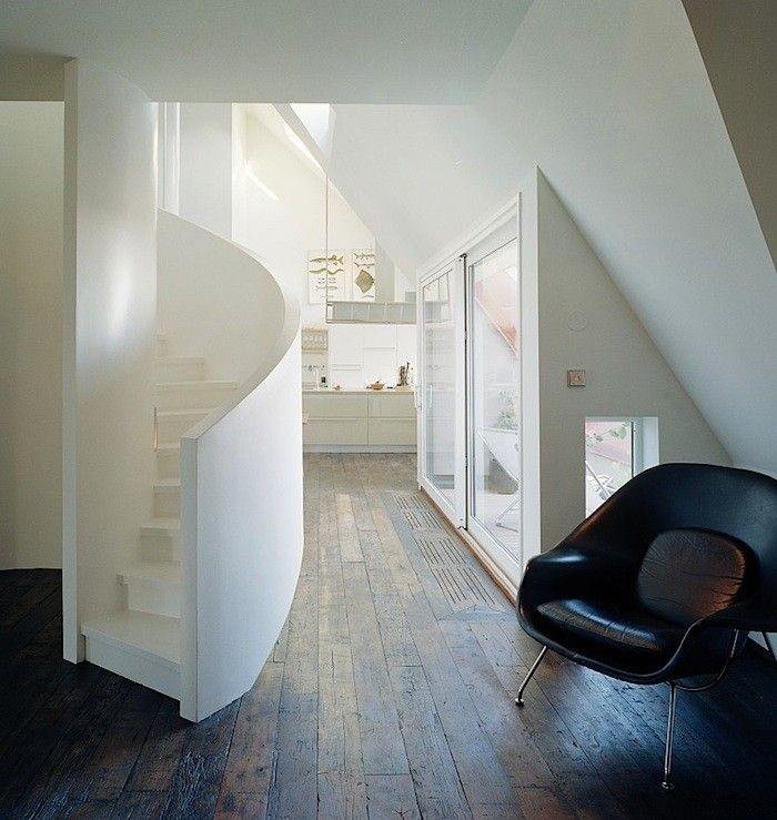 Sandell Sandberg Spiral Stair Remodelista