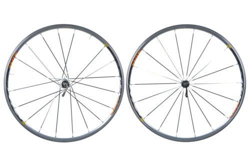 Mavic Ksyrium Elite Road Bike Wheel Set 700c Aluminum Clincher 11s Shimano