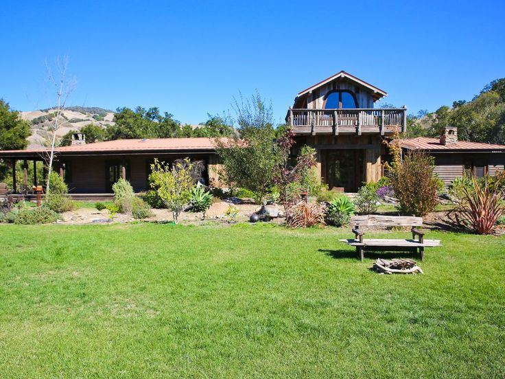 Majestic Off the Grid Estate next door to Hearst Castle on 450 Acre Preserve. Nestled in a serene valley where the last civilization were the Native Americ...