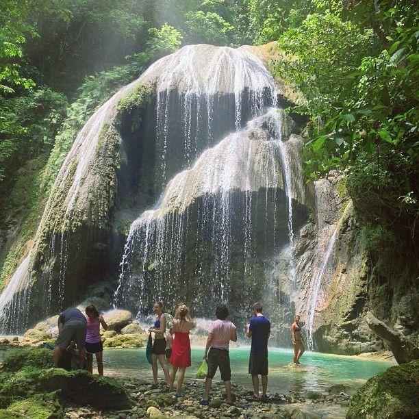 #waterfalls #jacmel #haiti