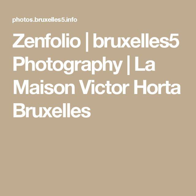 Zenfolio | bruxelles5 Photography | La Maison Victor Horta Bruxelles