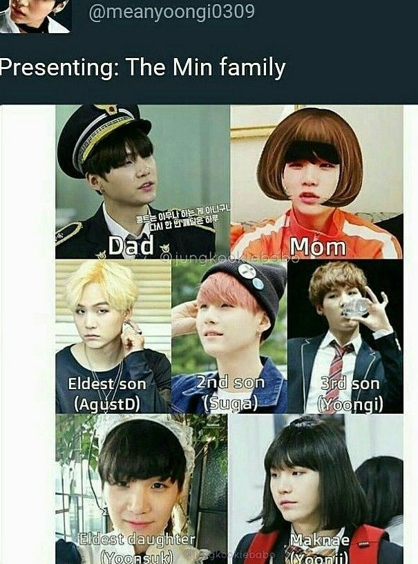 It's kinda weird though how different Agust D and Suga look even though they're the same guy :/