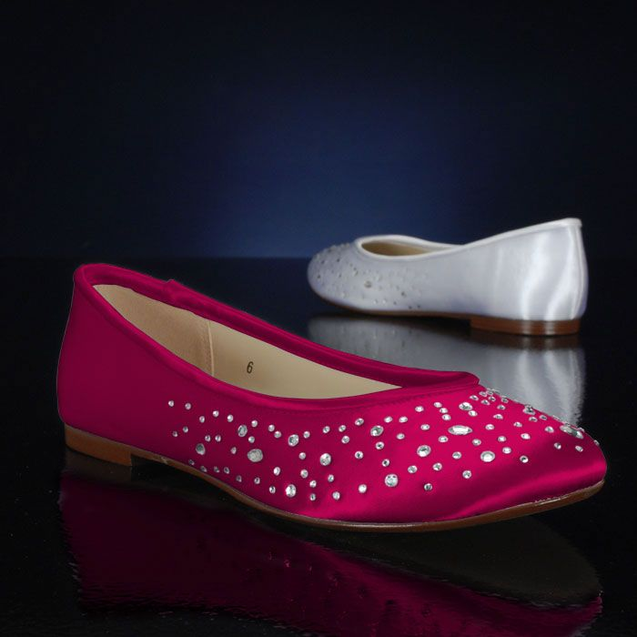 PINK BUBBLES WHITE, IVORY Wedding and Bridesmaids Shoes WHITE, IVORY Bridal Shoes#.VDWXG_ItCWg#.VDWXG_ItCWg