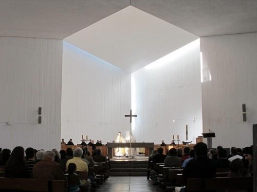 Monasterio Los Benedictinos / Santiago, Chile