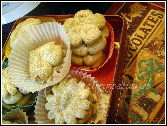 Biscotti di Frolla Montata al Tè Matcha  