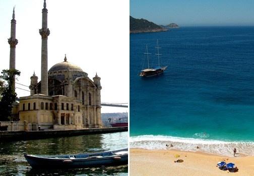 Una guida completa alla Turchia - I luoghi da vedere, da Istanbul al mare di Bodrum - Tuchia hotel e voli - Meteo Turchia. http://www.marcopolo.tv/turchia/turchia-guida