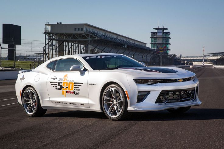 Image for 2017 Chevrolet Camaro SS 50th Anniversary Edition