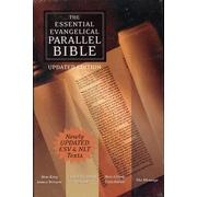 The Essential Evangelical Parallel Bible (NKJV/ESV/NLT/C2The MessageC2), hardcover